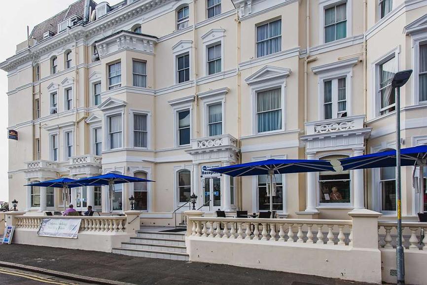 Best Western Clifton Hotel - Aussenansicht