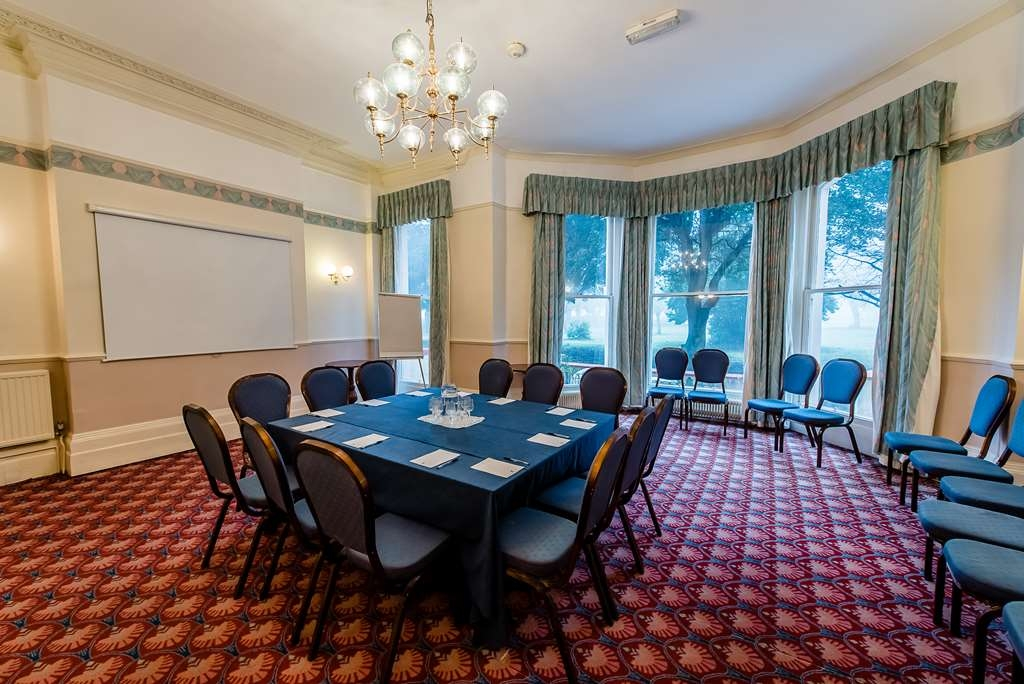 Best Western Clifton Hotel - clifton hotel meeting space
