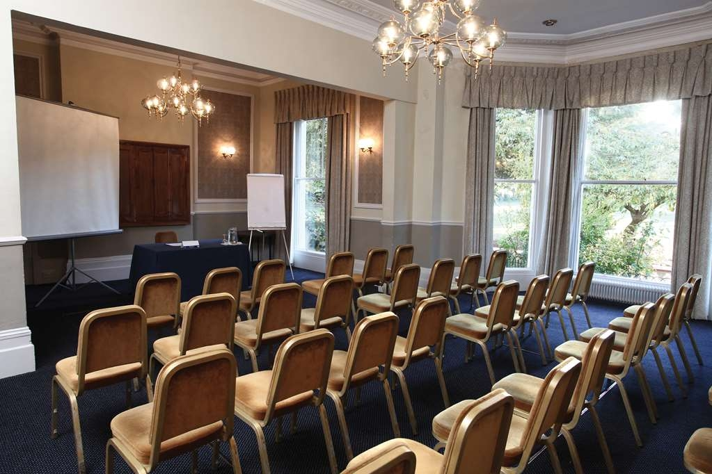 Best Western Clifton Hotel - Sala de reuniones