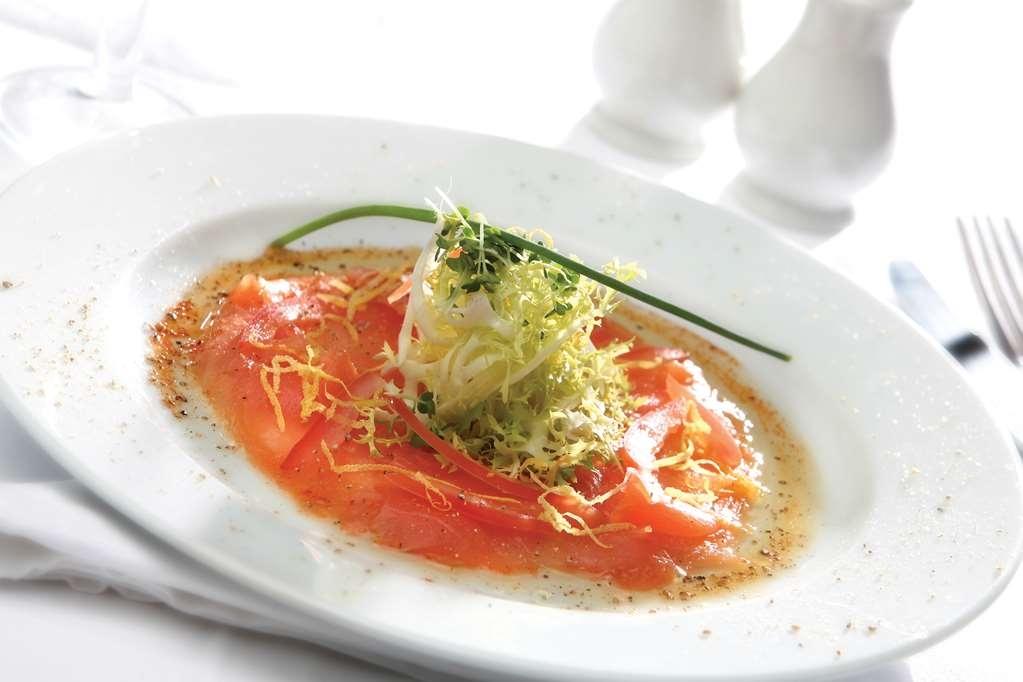 Best Western Clifton Hotel - Restaurant / Etablissement gastronomique
