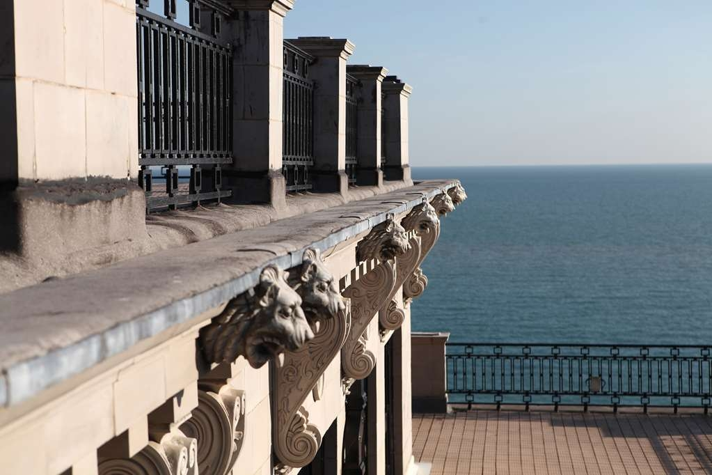 Best Western Clifton Hotel - Vista Exterior