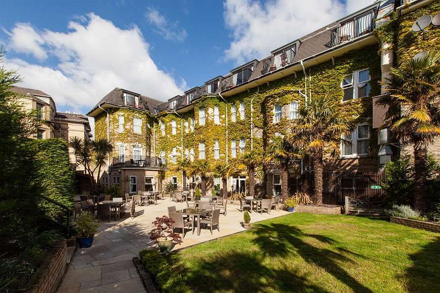 Best Western Plus The Connaught Hotel & Spa - Vista exterior