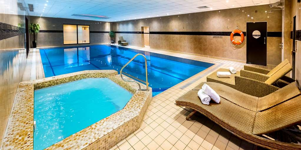 Best Western Plus The Connaught Hotel - Piscina