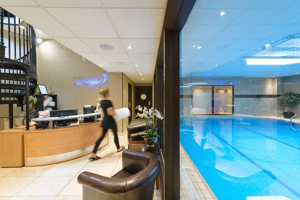 Best Western Plus The Connaught Hotel - Centro benessere