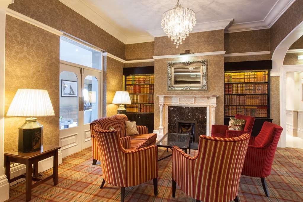Best Western Plus The Connaught Hotel - Facciata dell'albergo