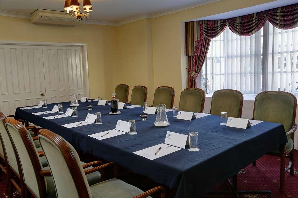 Best Western Crown Hotel - Sala de reuniones