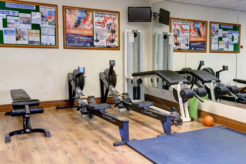 Best Western Crown Hotel - Club de remise en forme