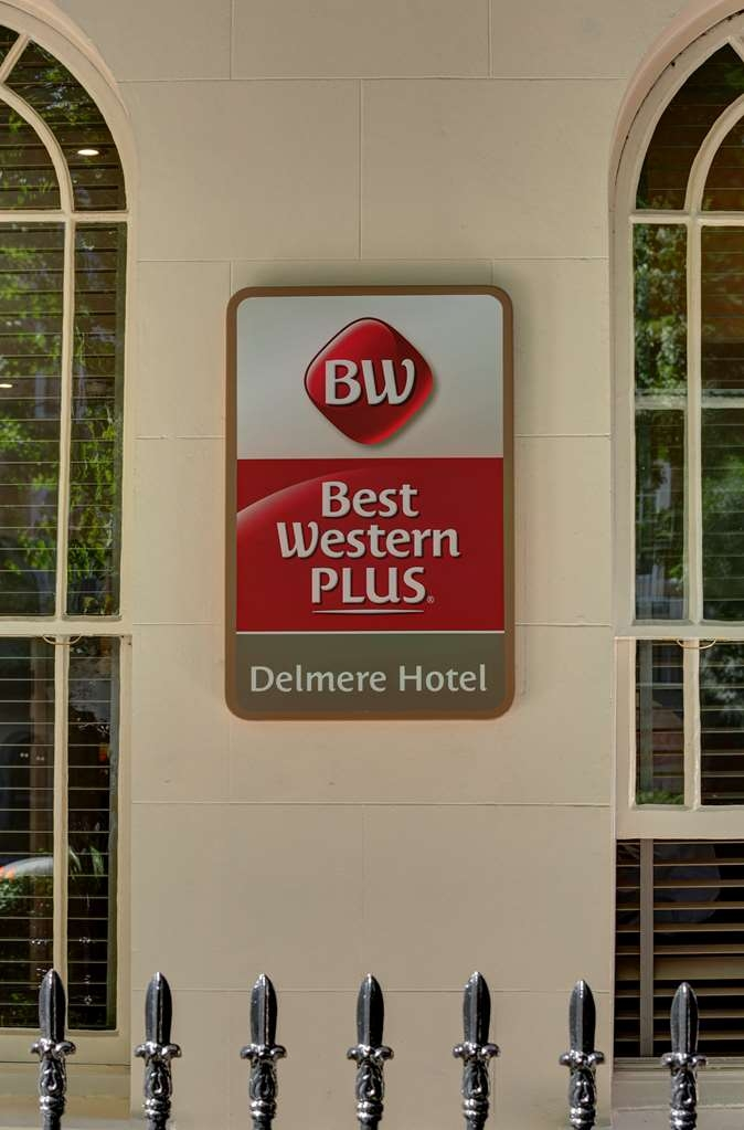 Best Western Plus Delmere Hotel - delmere hotel grounds and hotel OP