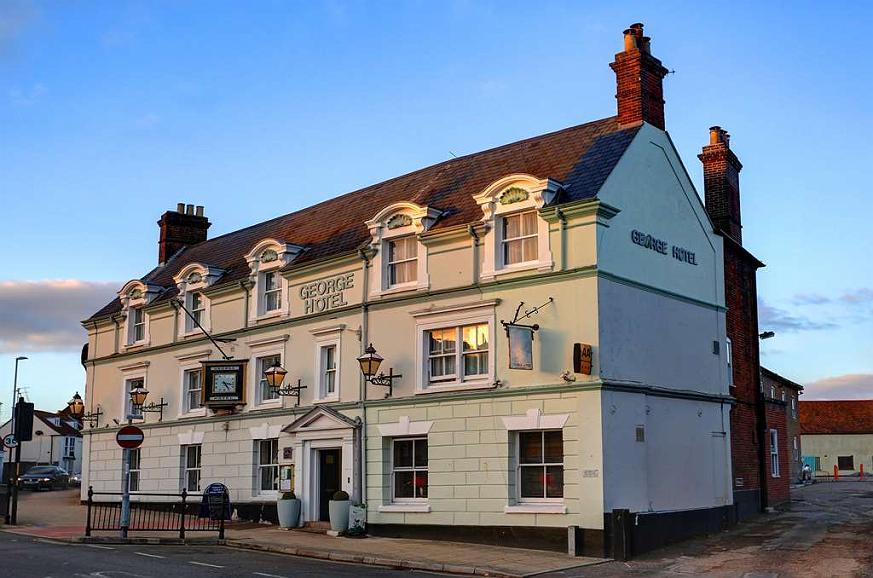 Best Western George Hotel - Façade