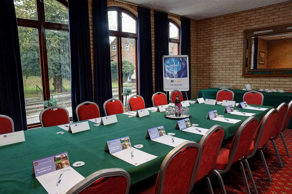 Best Western George Hotel - george hotel meeting space