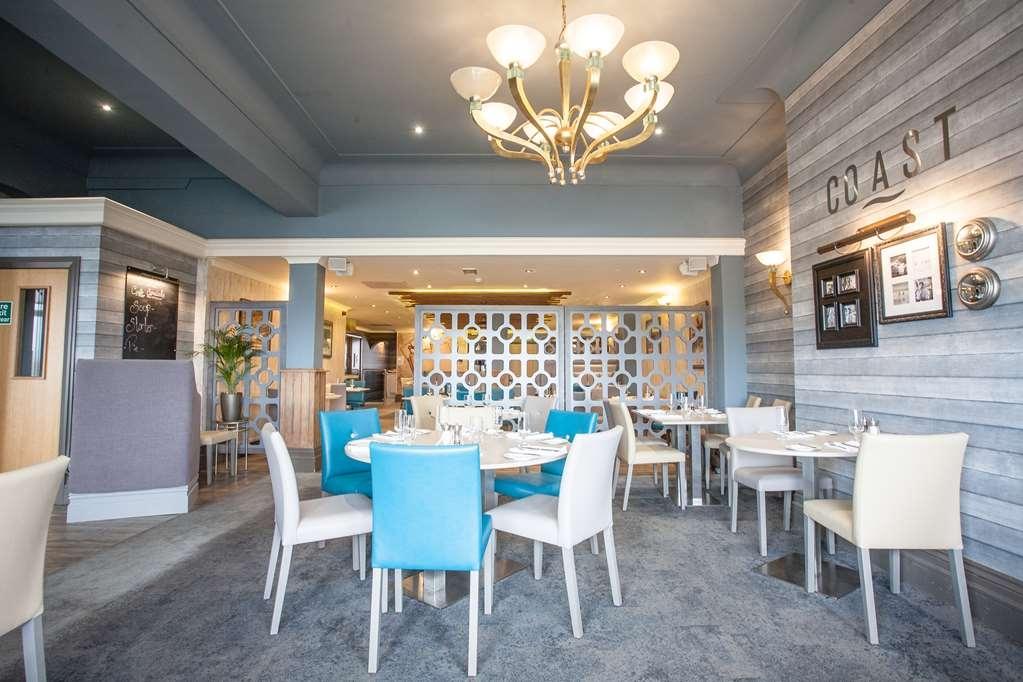 Best Western Plus Blackpool Lytham St Annes Glendower Hotel - glendower promenade hotel dining