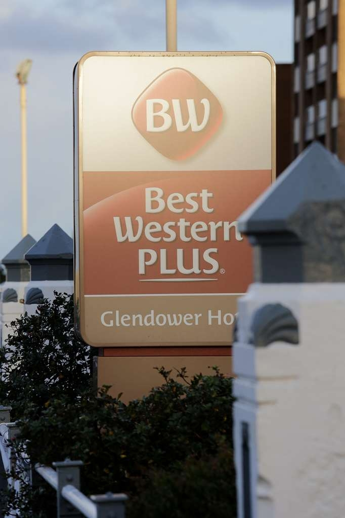 Best Western Plus Blackpool Lytham St Annes Glendower Hotel - glendower promenade hotel grounds and hotel OP