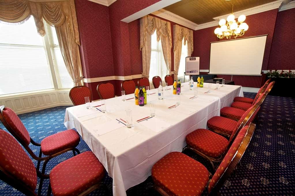 Best Western Plus Blackpool Lytham St Annes Glendower Hotel - glenower promenade hotel meeting space