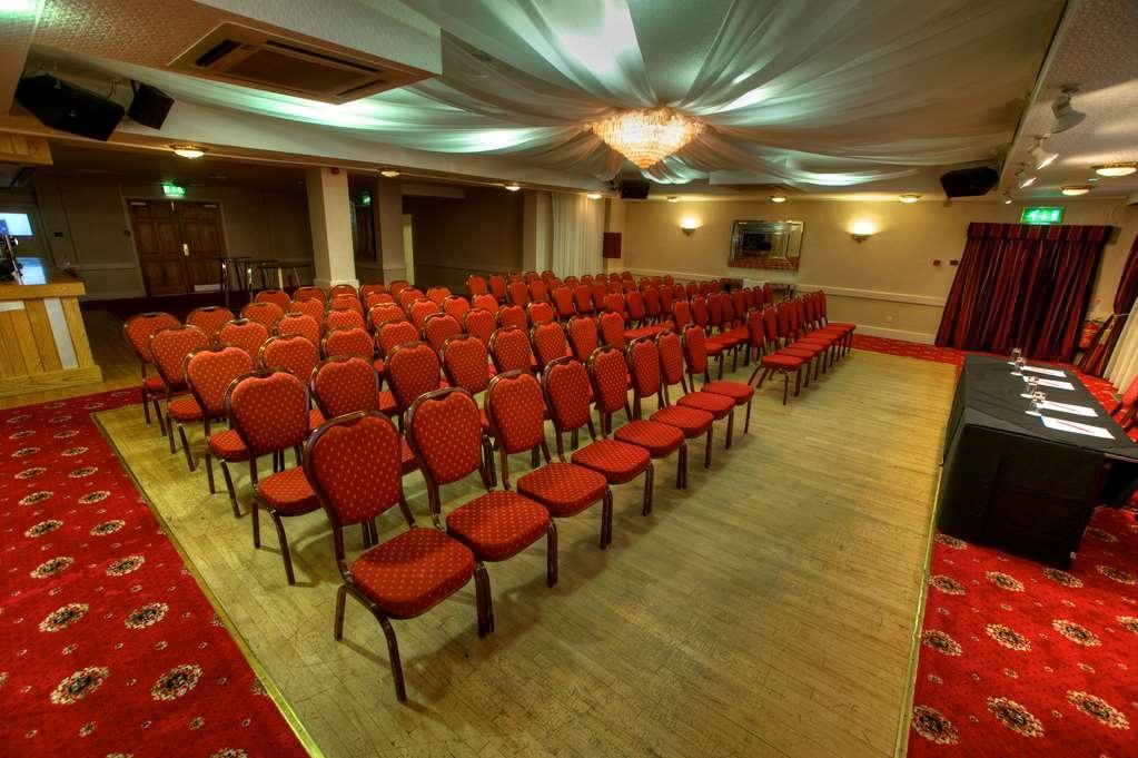 Best Western Plus Blackpool Lytham St Annes Glendower Hotel - Salle de réunion