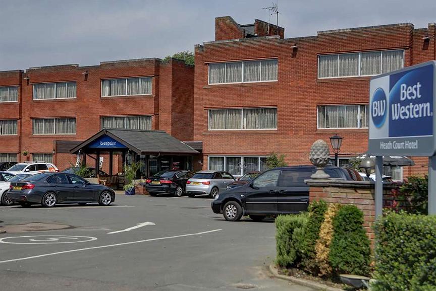 Best Western Heath Court Hotel - heath court hotel grounds and hotel