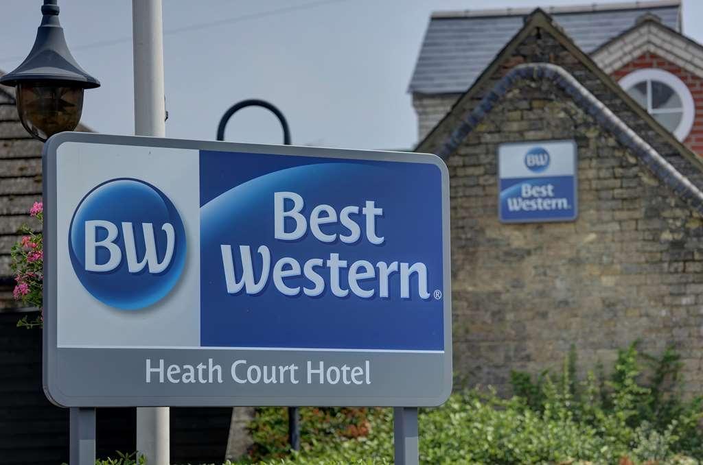 Best Western Heath Court Hotel - Vista Exterior