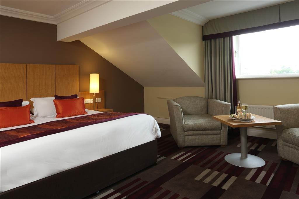 Best Western Manchester Oldham Smokies Park Hotel - Chambres / Logements