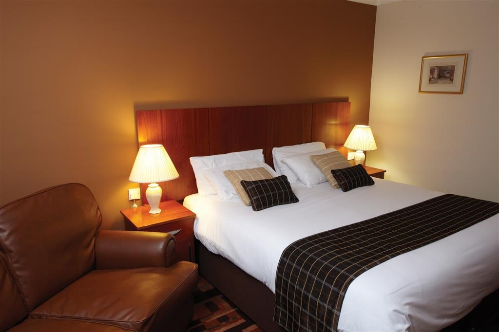 Best Western Manchester Oldham Smokies Park Hotel - Chambre