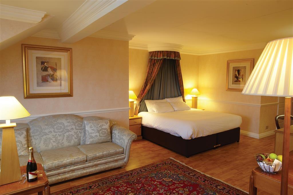 Best Western Smokies Park Hotel - Gästezimmer