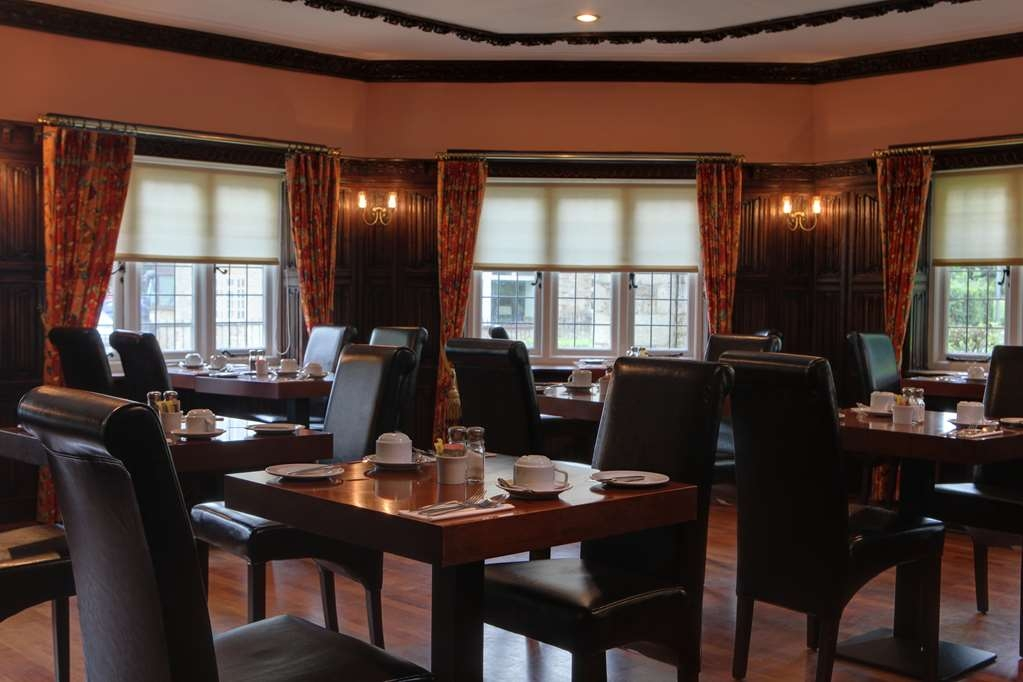 Best Western The Jersey Arms Hotel - jersey arms dining