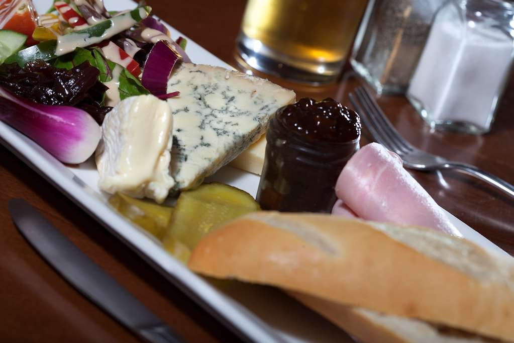 Best Western The Jersey Arms Hotel - Restaurant / Etablissement gastronomique