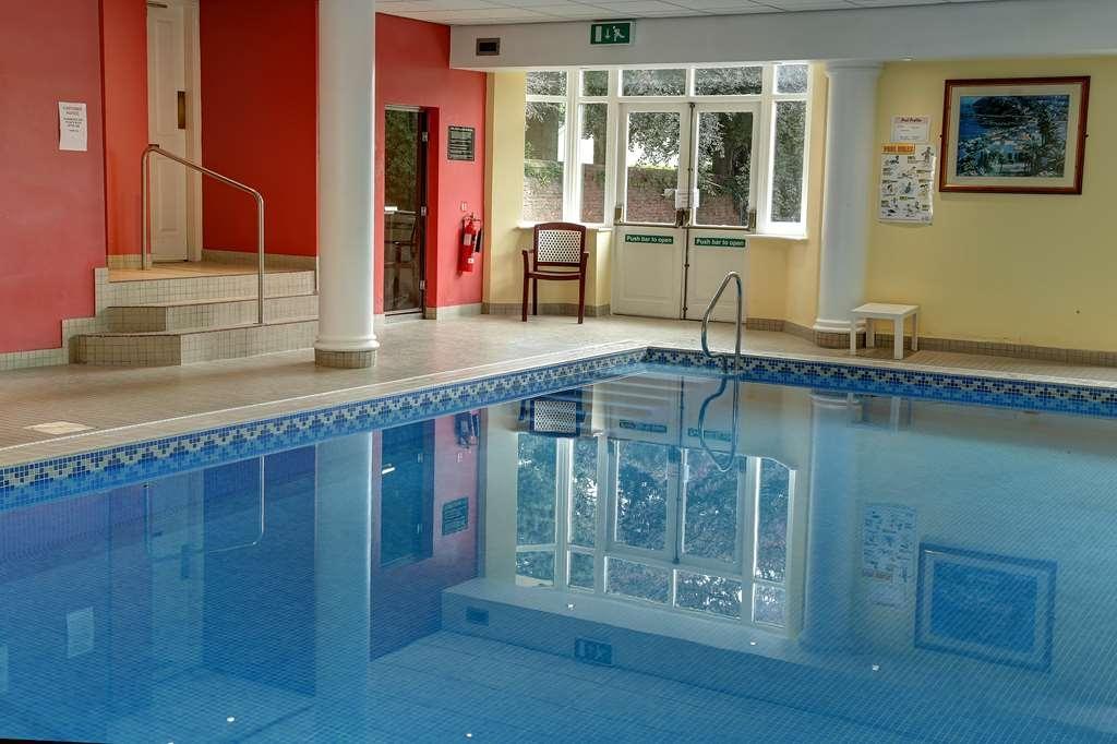 Best Western Kilima Hotel - Vue de la piscine