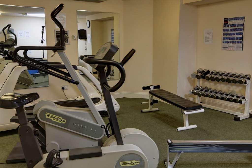 Best Western Kilima Hotel - Fitnessstudio