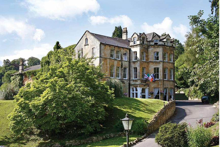 Best Western Limpley Stoke Hotel - Area esterna