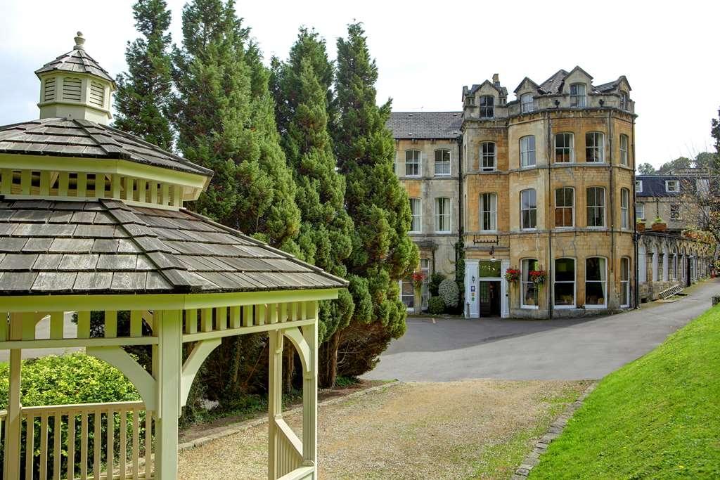 Best Western Limpley Stoke Hotel - Facciata dell'albergo