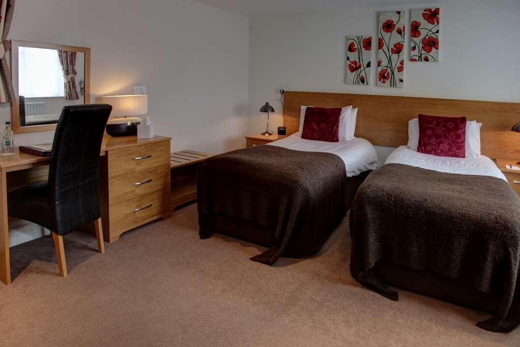 Best Western Mayfield House Hotel - mayfield house hotel bedrooms
