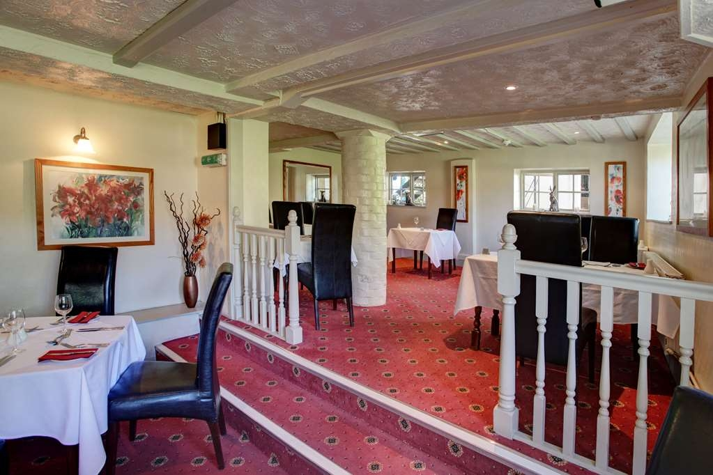 Best Western Mayfield House Hotel - Restaurante/Comedor