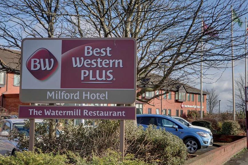 Best Western Plus Milford Hotel - Aussenansicht