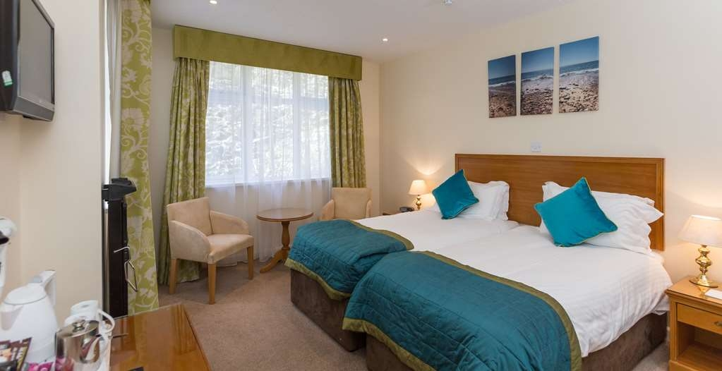 Best Western Moores Central Hotel - moores central hotel bedrooms