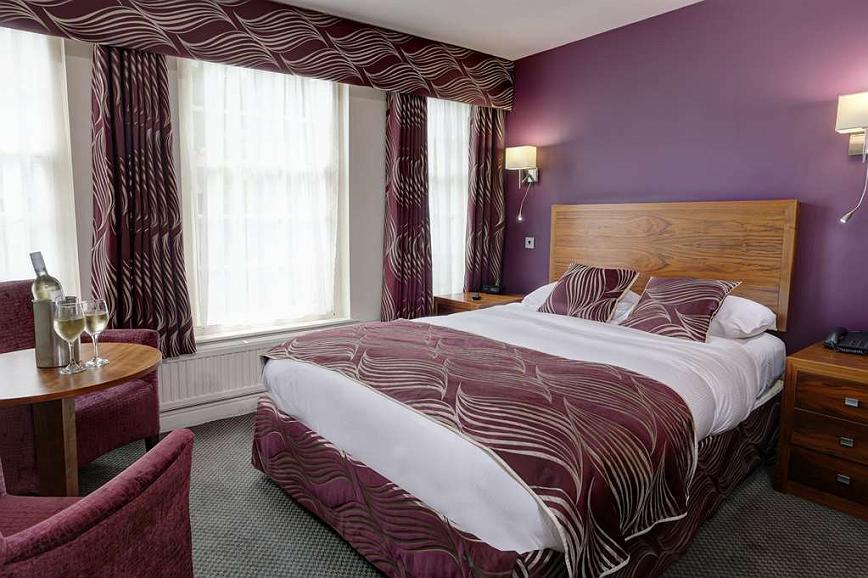 Best Western Plus Sheffield Mosborough Hall Hotel - Gaestezimmer