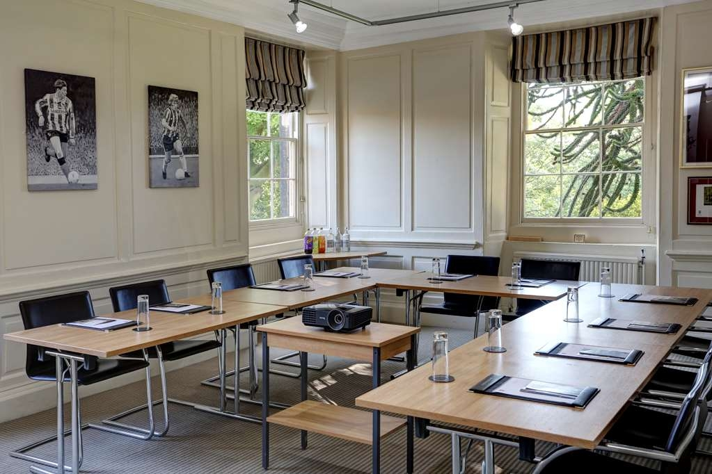 Best Western Plus Sheffield Mosborough Hall Hotel - Sala de reuniones