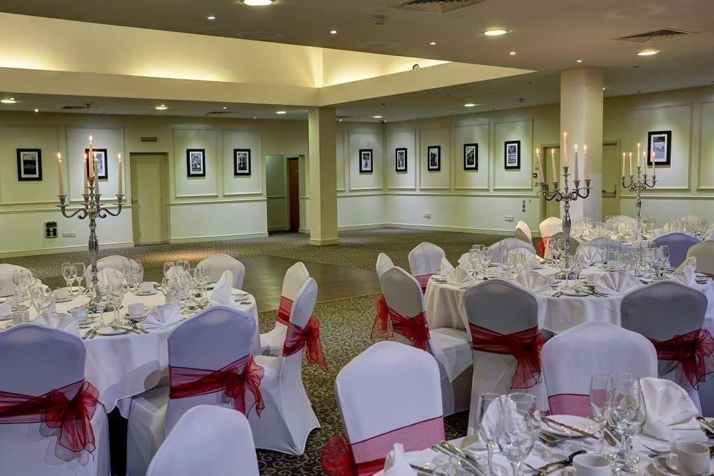 Best Western Plus Sheffield Mosborough Hall Hotel - No establecido