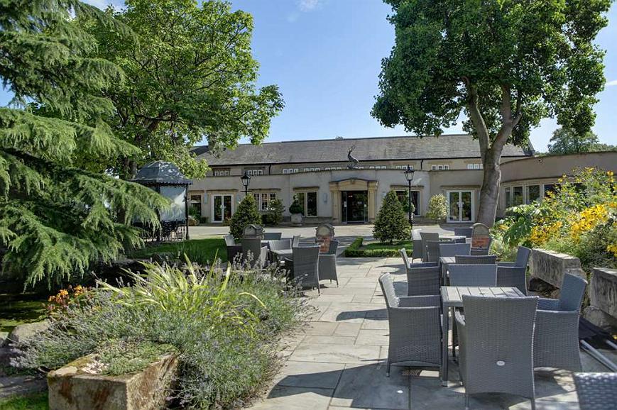 Best Western Premier Doncaster Mount Pleasant Hotel - mount pleasant hotel grounds and hotel
