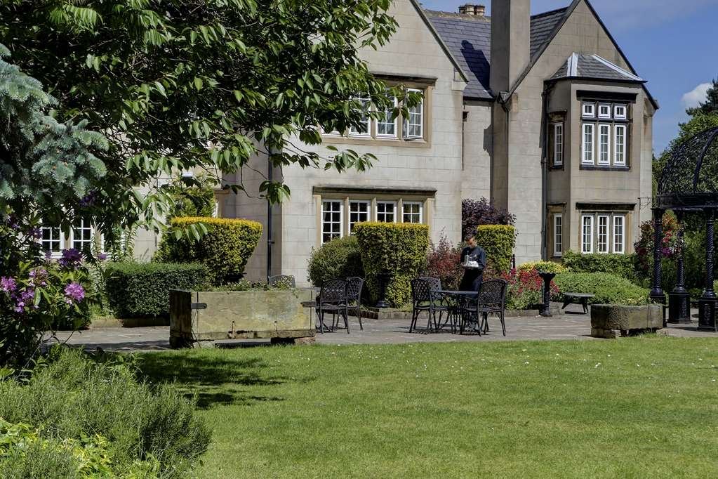 Best Western Premier Doncaster Mount Pleasant Hotel - mount pleasant hotel grounds and hotel