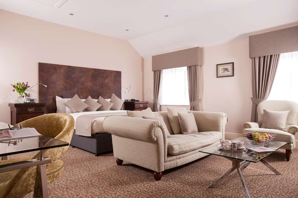 Best Western Premier Doncaster Mount Pleasant Hotel - mount pleasant hotel bedrooms