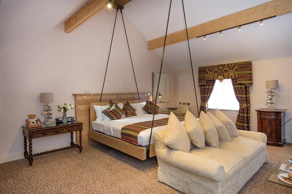 Best Western Premier Doncaster Mount Pleasant Hotel - Camera da letto