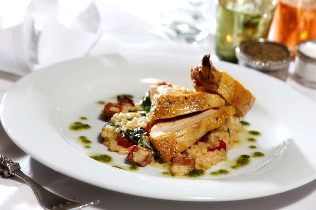 Best Western Preston Chorley West Park Hall Hotel - Restaurant / Gastronomie
