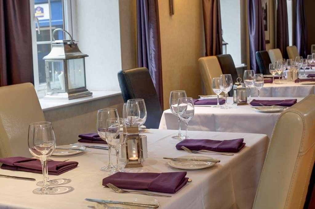 Best Western Preston Chorley West Park Hall Hotel - park hall hotel dining