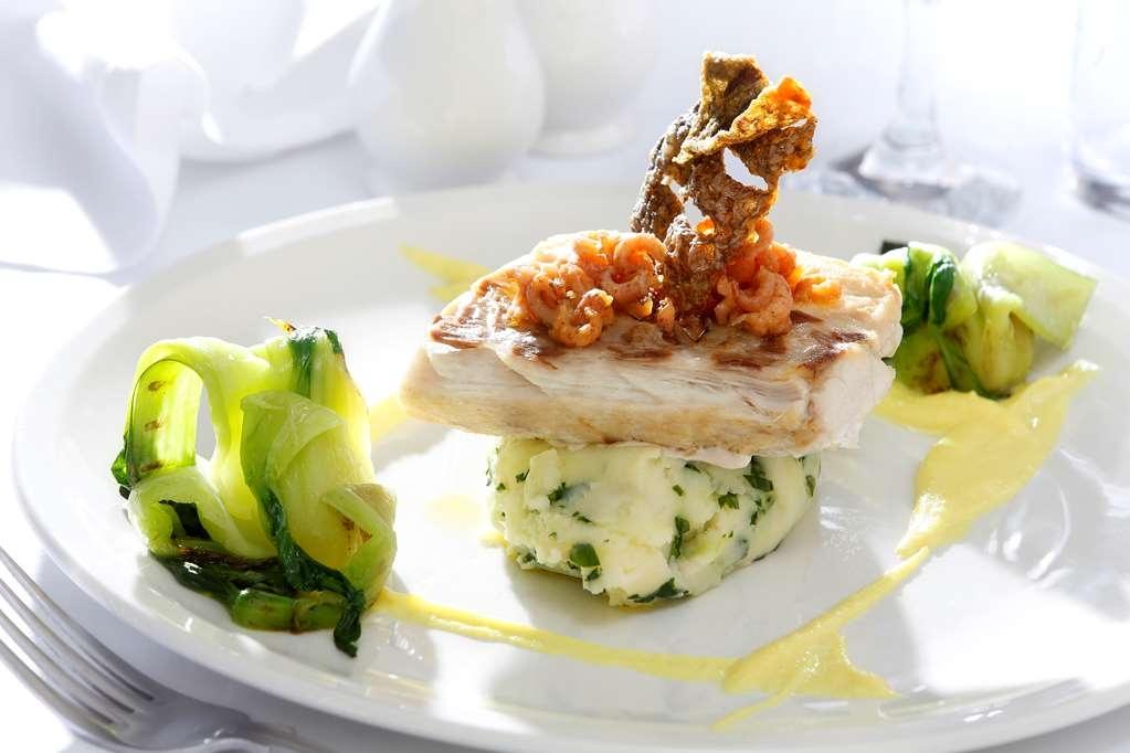 Best Western Princes Marine Hotel - Restaurante/Comedor