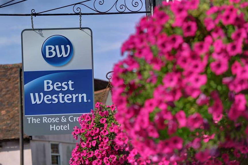 Hotel in Colchester | Best Western The Rose And Crown Colchester