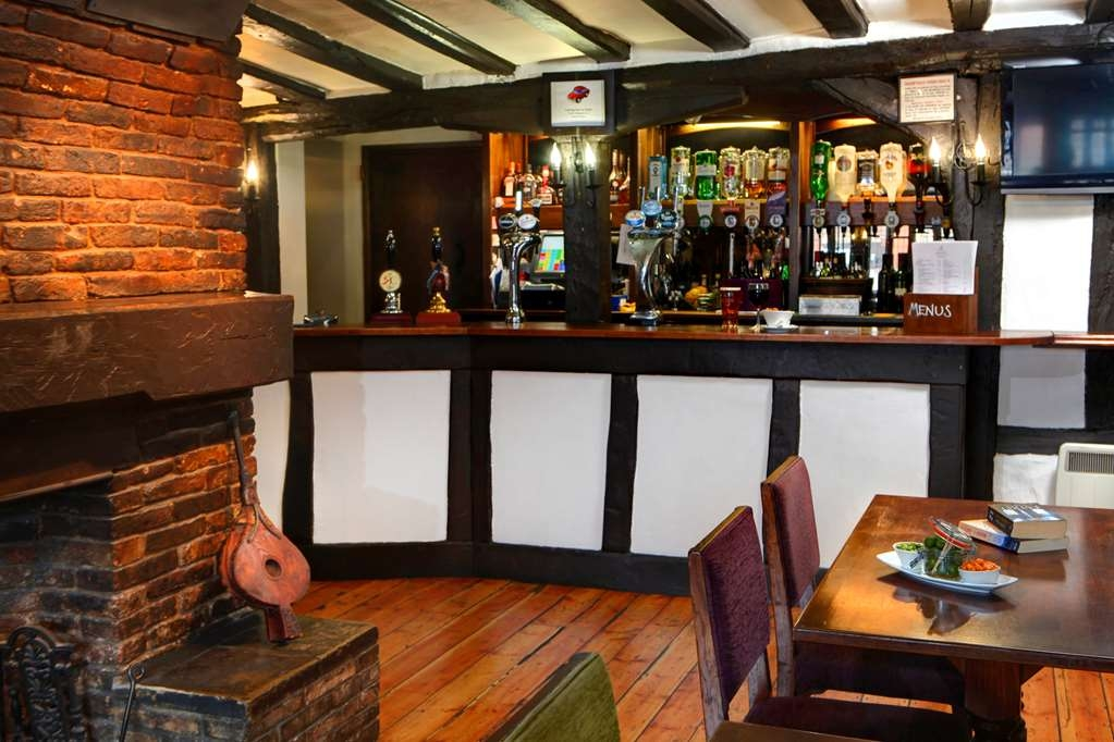 Best Western The Rose And Crown Colchester - Ristorante / Strutture gastronomiche