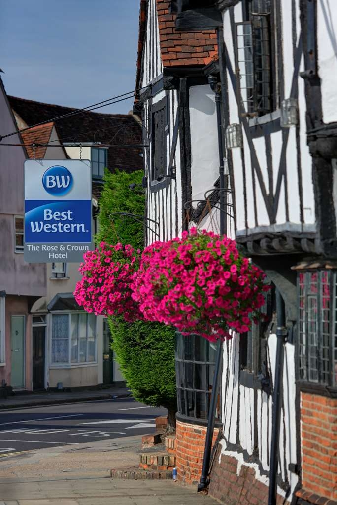 Best Western The Rose And Crown Colchester - Facciata dell'albergo