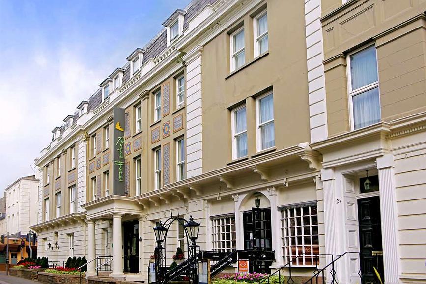 Best Western Royal Hotel - Vue extérieure