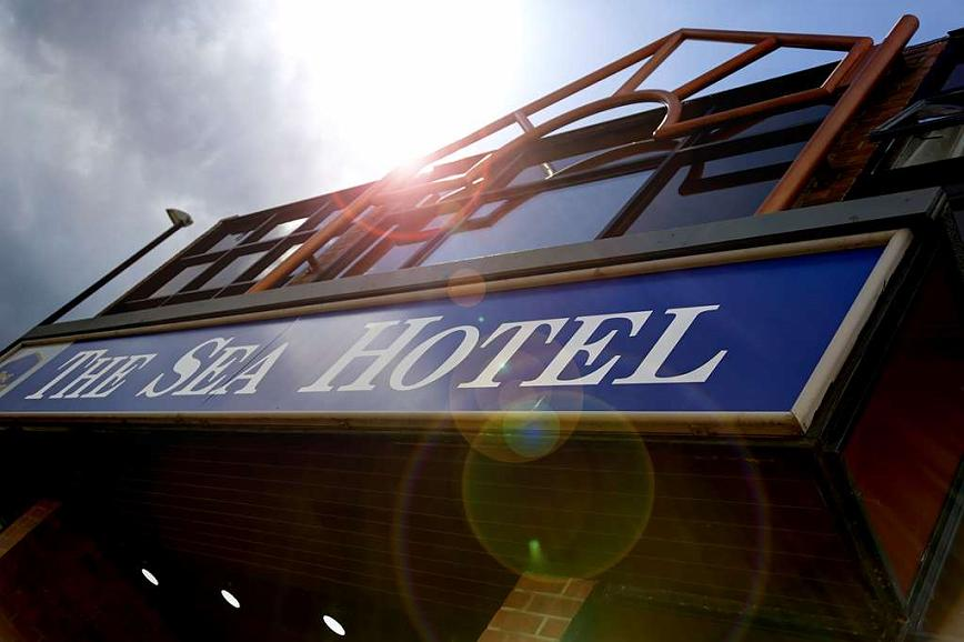 The Sea Hotel, Sure Hotel Collection by Best Western - Vista exterior