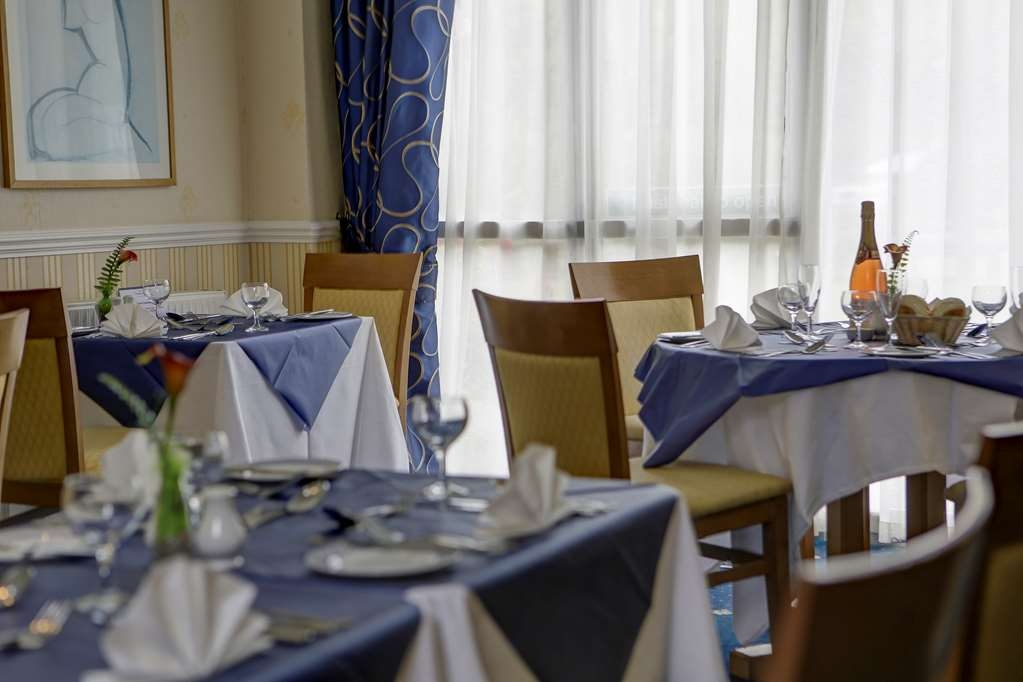 Best Western Tiverton Hotel - Restaurant / Etablissement gastronomique