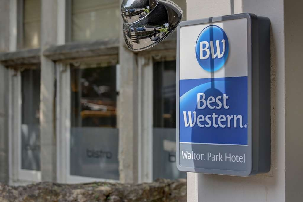 Best Western Walton Park Hotel - walton park hotel grounds and hotel